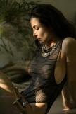 Photographe boudoir Paris, shooting photo de nu, charme et erotique en studio